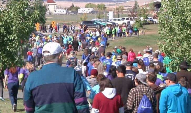 NAMIWalk raises money to fight mental illness in Helena