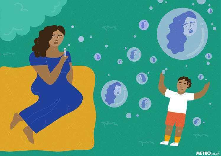 The truth about parenting with a mental illness