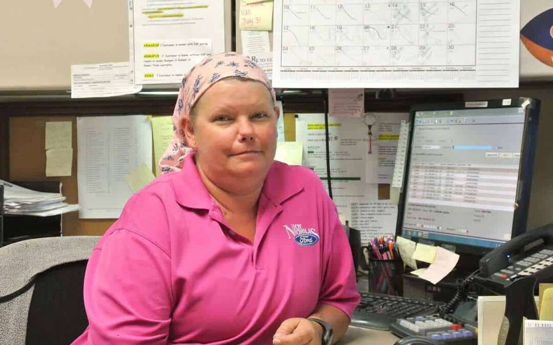 Nick Nicholas Ford Inverness >> Local foundation aims to ease burden of cancer ...