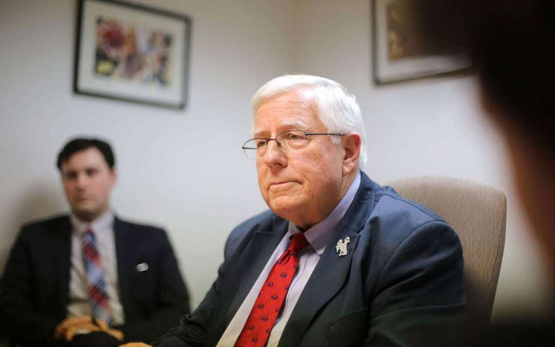 Enzi backs voluntary workplace safety program with bipartisan support