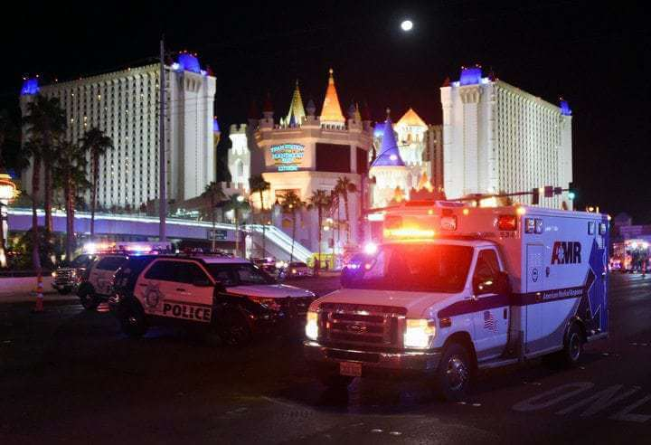 Las Vegas Shooting Victims Are Turning To GoFundMe For Help With Medical Bills