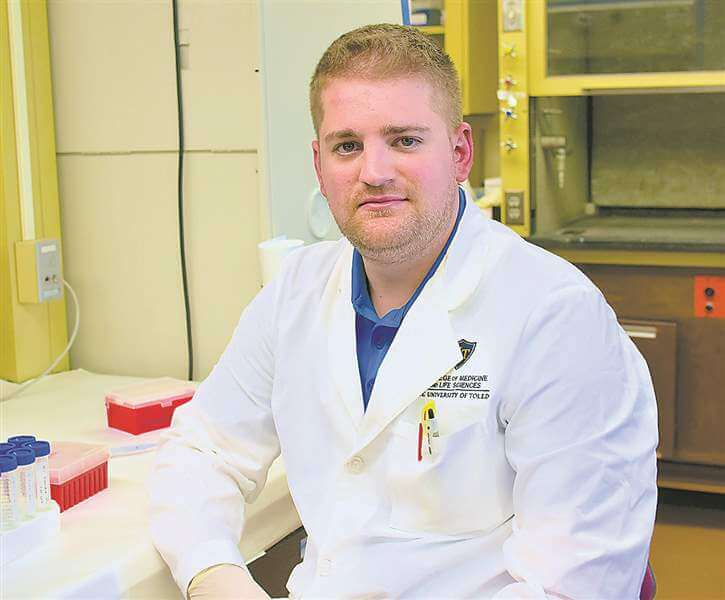 Researchers seek blood test to determine cancer risk