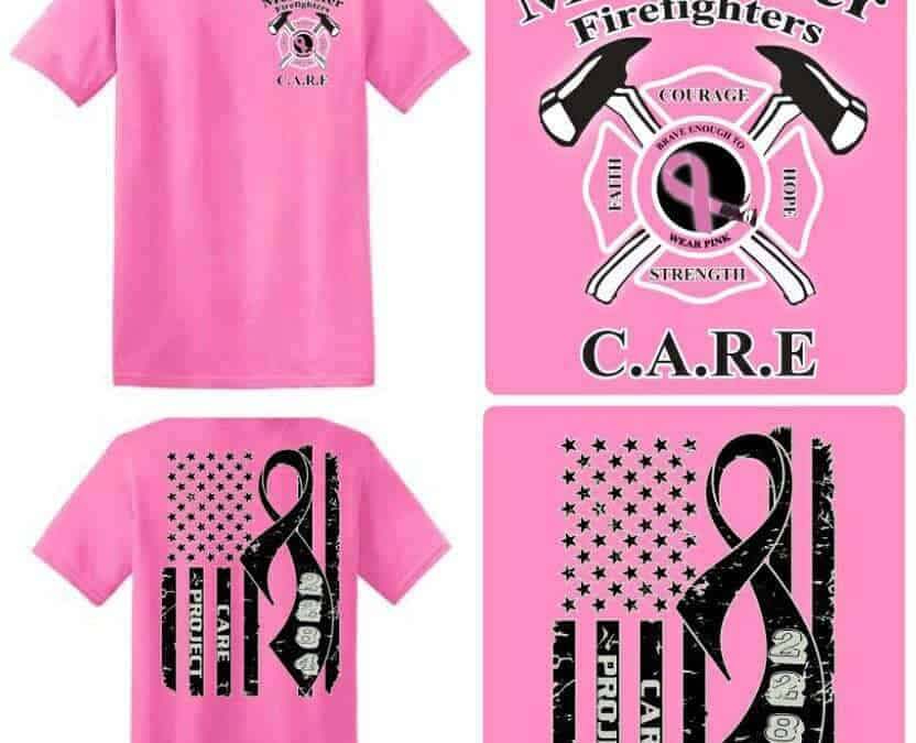 County sheriff, McAlester FD to sell shirts for breast cancer awareness