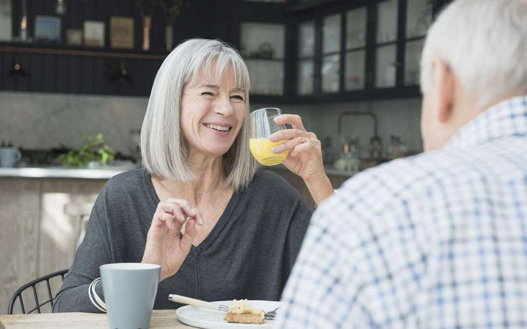 Eat Breakfast and Nix Night Eating for Weight Loss After 60