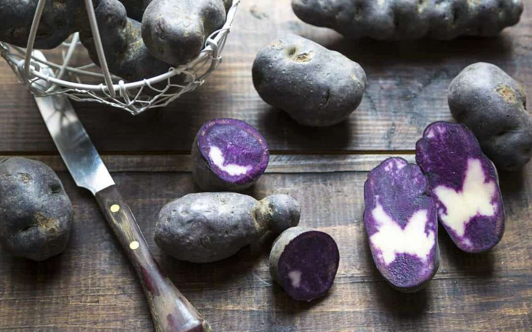 This Purple Veggie May Help Ward Off Colon Cancer