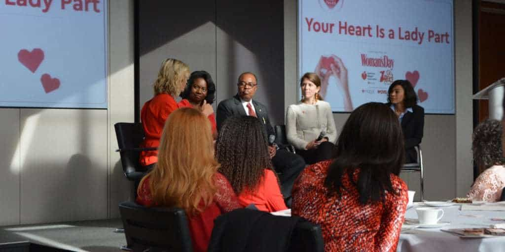Women, doctors need to focus on both heart health and reproductive health, experts say