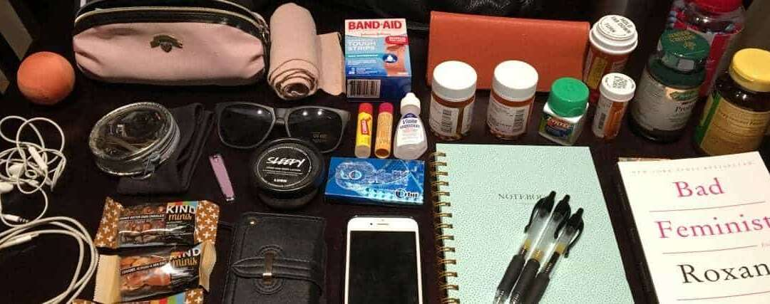11 People With Chronic Illness Show Us What's in Their Bag