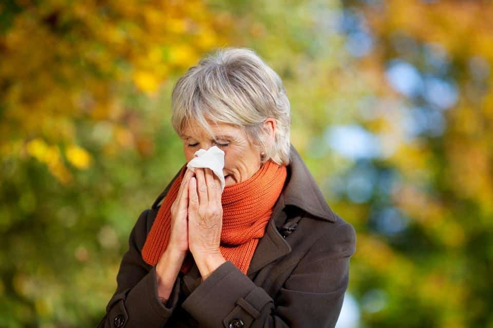 5 things to know about fall allergies