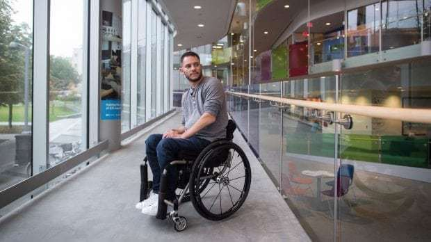 B.C.-led research aims to help people with spinal cord injuries get fit