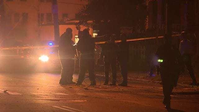 City enforcing curfew after violent night leaves 1 dead, several injured