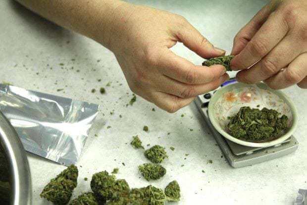 Consider ramifications of allowing marijuana sale, possession