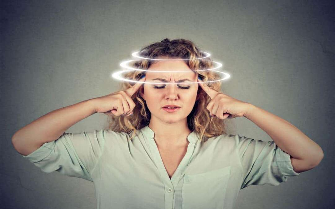 Does menopause cause dizziness?