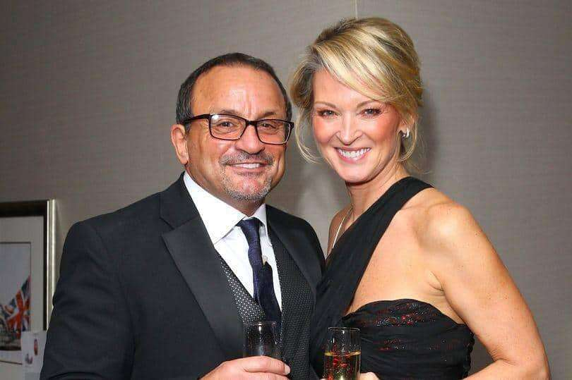 EastEnders' Gillian Taylforth reveals her boyfriend has been given the all-clear from cancer four years after her former partner died from the disease