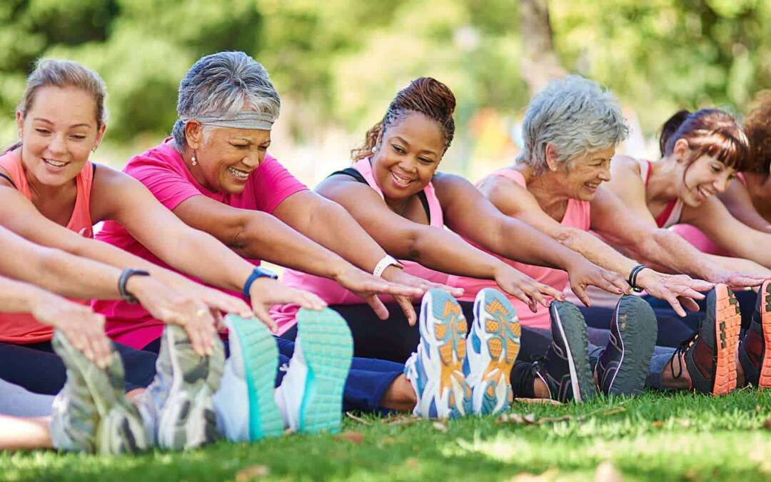 How To Adapt Your Workout For Your Age