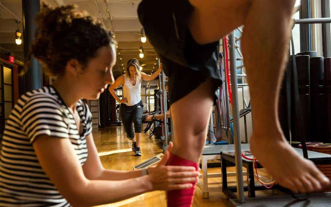 It's Marathon Season, and Physical Therapists Are Busy