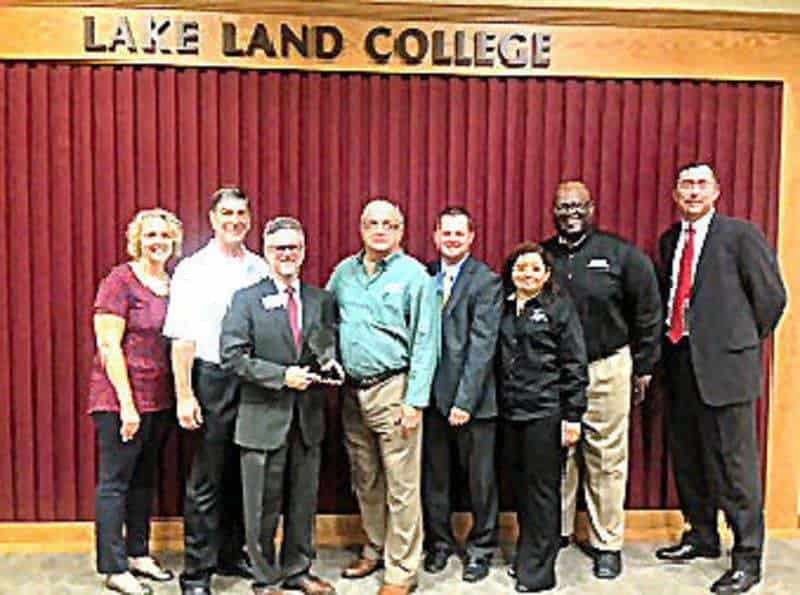 Lake Land College recognized