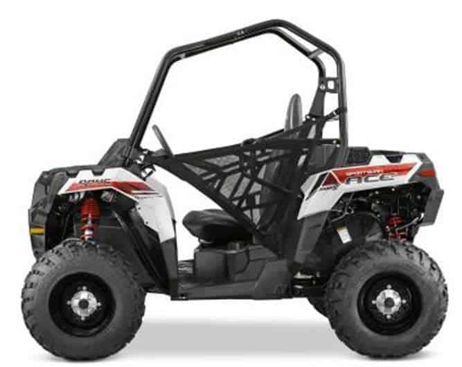 Polaris recalls ACE 325 recreational off-highway vehicles