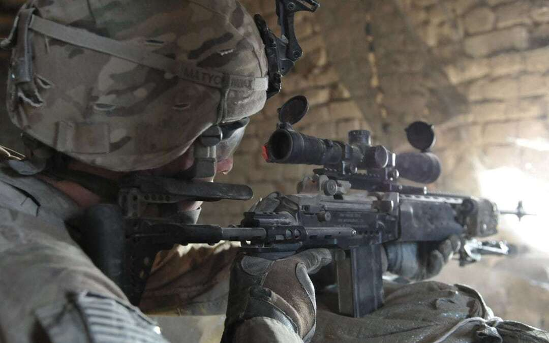 The Army is buying a device that can quickly assess traumatic brain injury on the battlefield