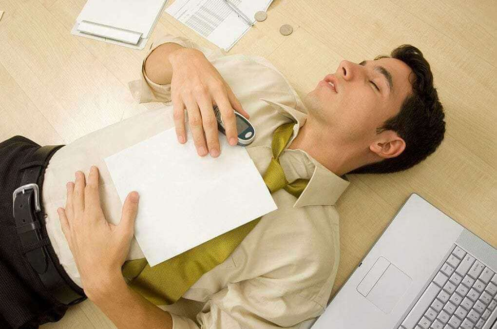 The dangers of sleep deprivation in the workplace