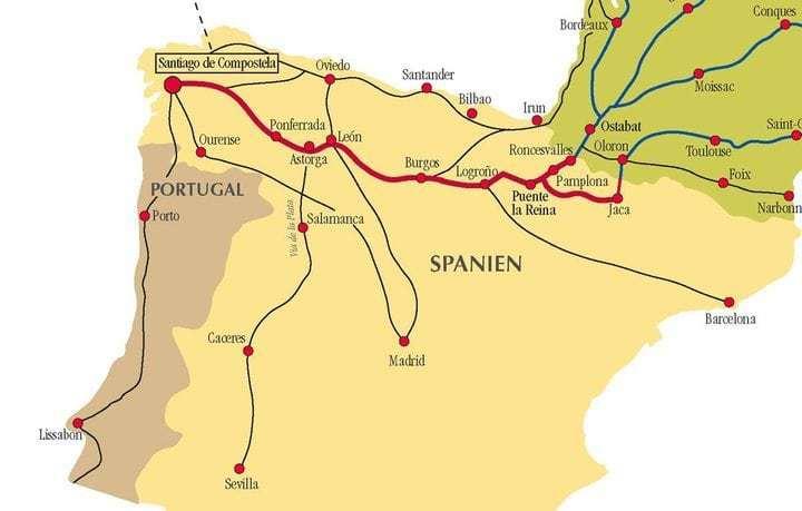 The Pilgrim And The Patient: The Santiago De Compostela Trail