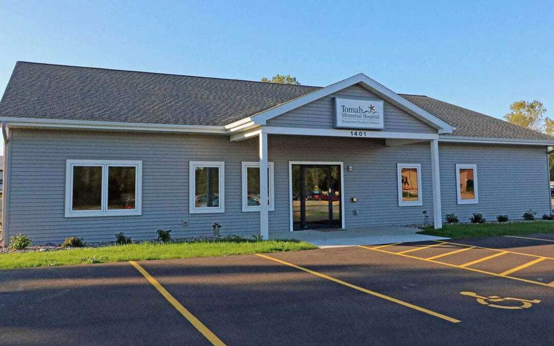 Tomah Memorial Occupational Health Clinic to Open Oct. 30