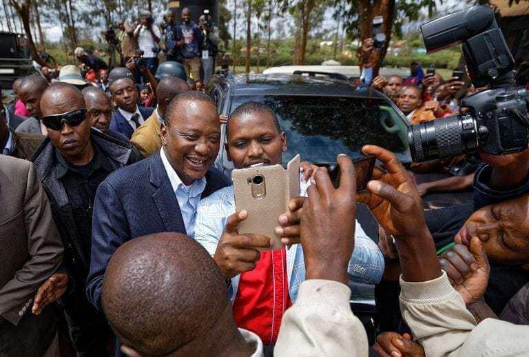 Uhuru Kenyatta Is Declared Winner of Kenya's Repeat Election