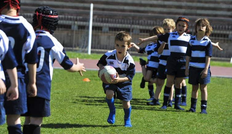 Wearing protective headgear in rugby may increase the risk of serious injury – new research