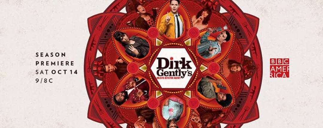 What It Means to Me That 'Dirk Gently's Holistic Detective Agency' Features a Character With Chronic Illness