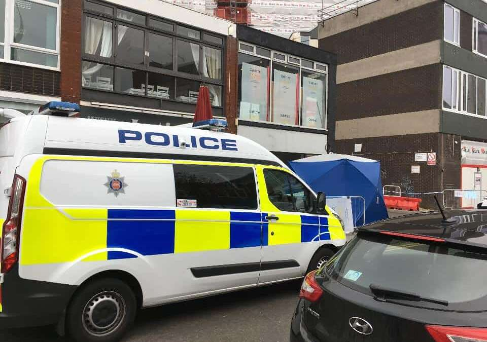 Woking Commercial Way incident: Man dies after sustaining head injuries at workplace, police confirm – live updates