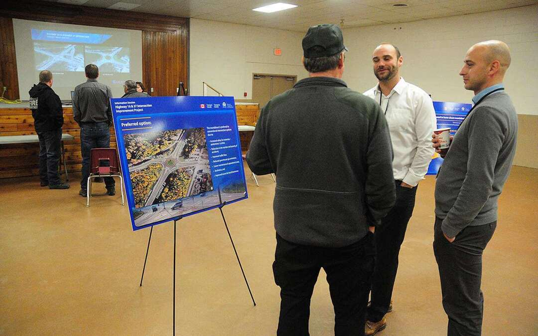 Terrace roundabout construction to begin in spring