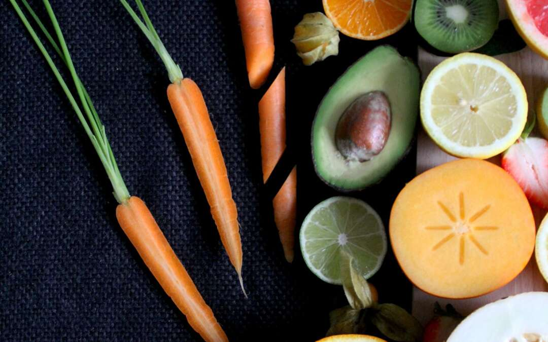 Easy ways to eat more fruits and vegetables