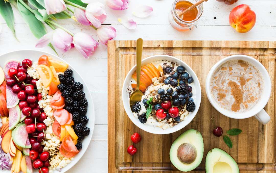 Say yes to healthy eating and nutrition: Where to start